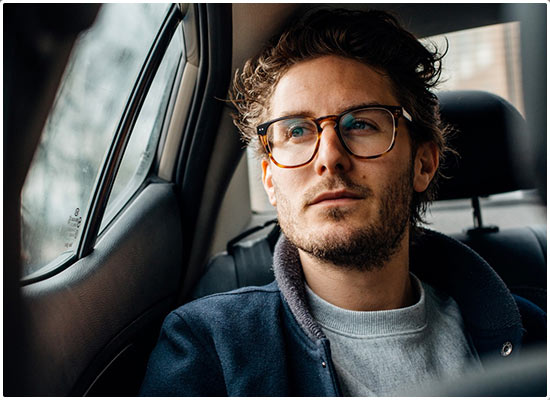 casual glasses styles for men