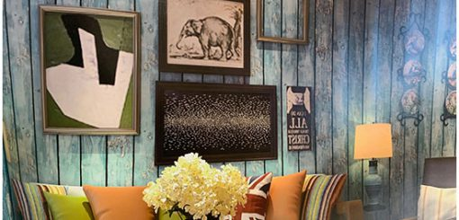12 ways to hide defects on the wall